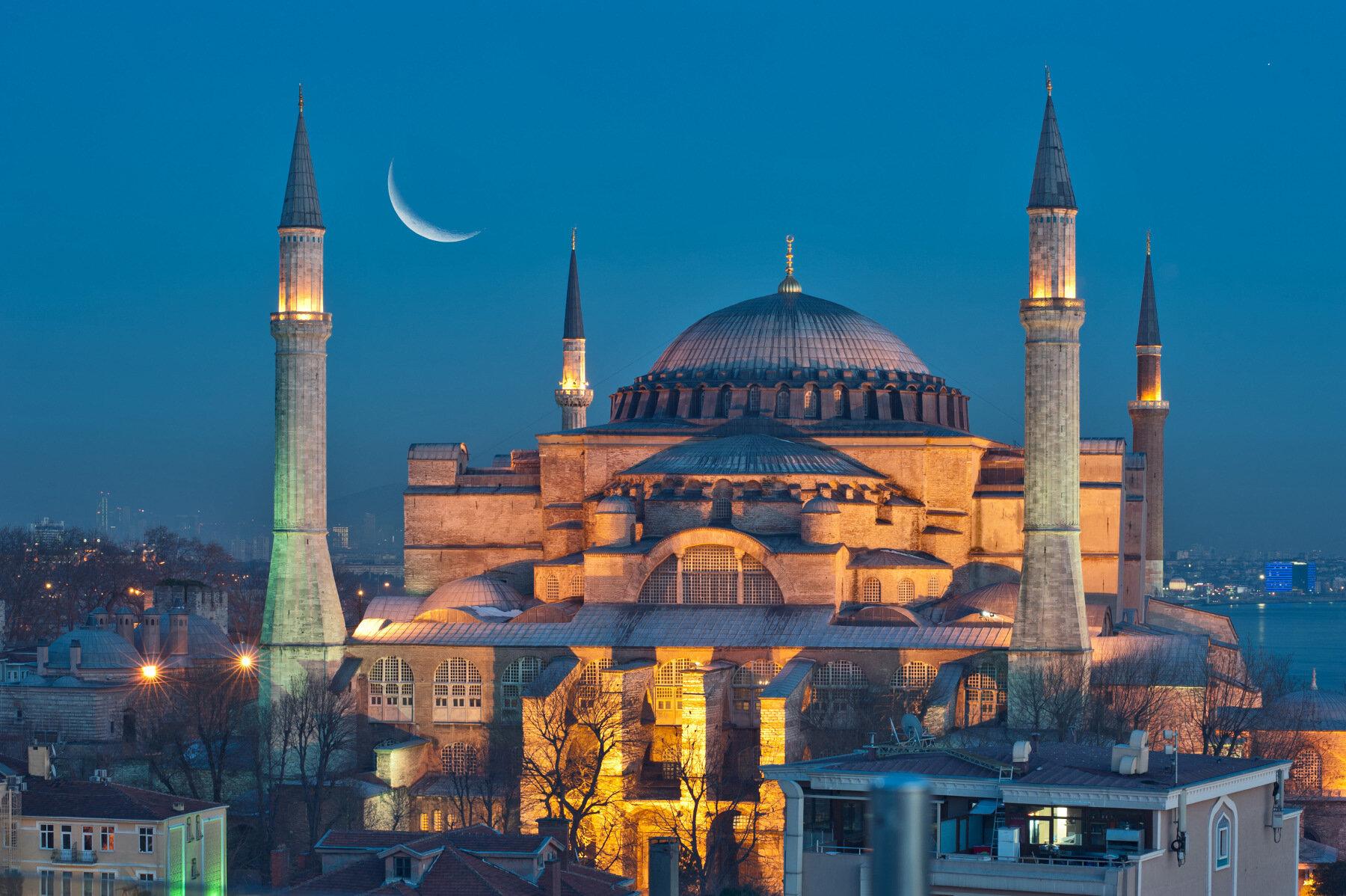 Ayasofya Camisi hakkında bilgi sahibi misiniz?