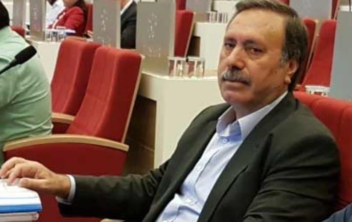 CHP Ataşehir'i yasa boğan ölüm