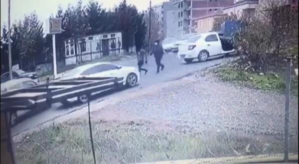 Ataşehir'de ki gasp girişiminin ardından iş arkadaşı çıktı