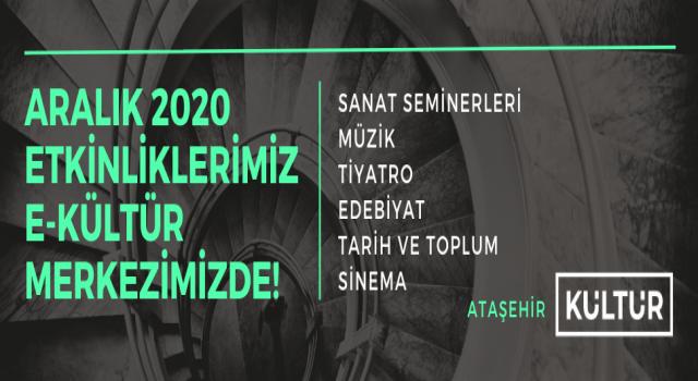 Ataşehir Belediyesi Kültür Sanatta çıtaları aşıyor!