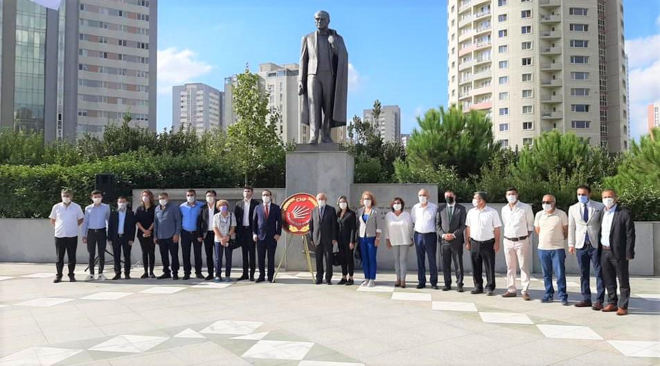 CHP Ataşehir sınırları zorluyor!