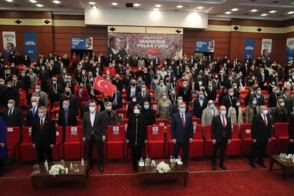 AK Parti Ataşehir İlçe Kongresi gerçekleşti
