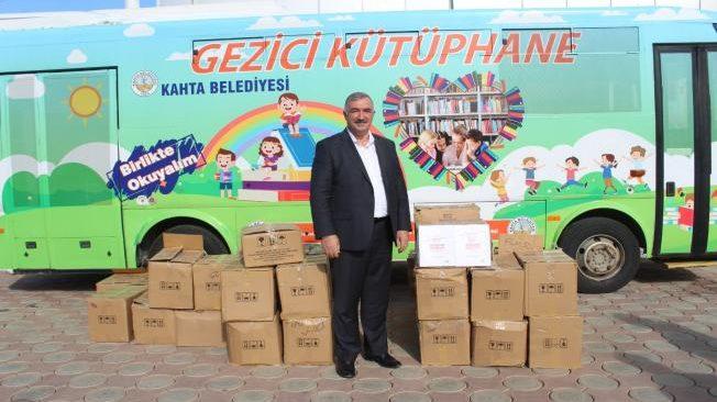 Ataşehir Belediyesi'nden kitap seferberliği