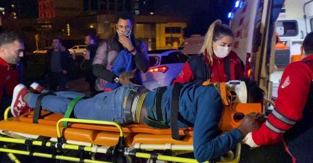 Ataşehir'de alkollü sürücü dehşeti
