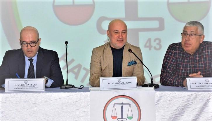 Av. Ali Rıza İlgezdi'den kentsel dönüşüm uyarıları
