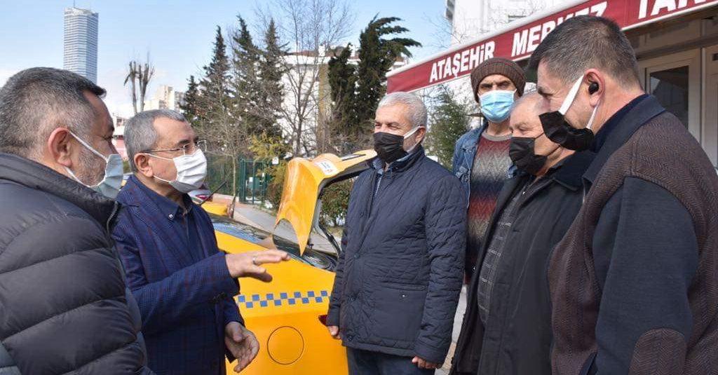 İsmail Erdem sahalara çıktı: Ziyaretler sürüyor!