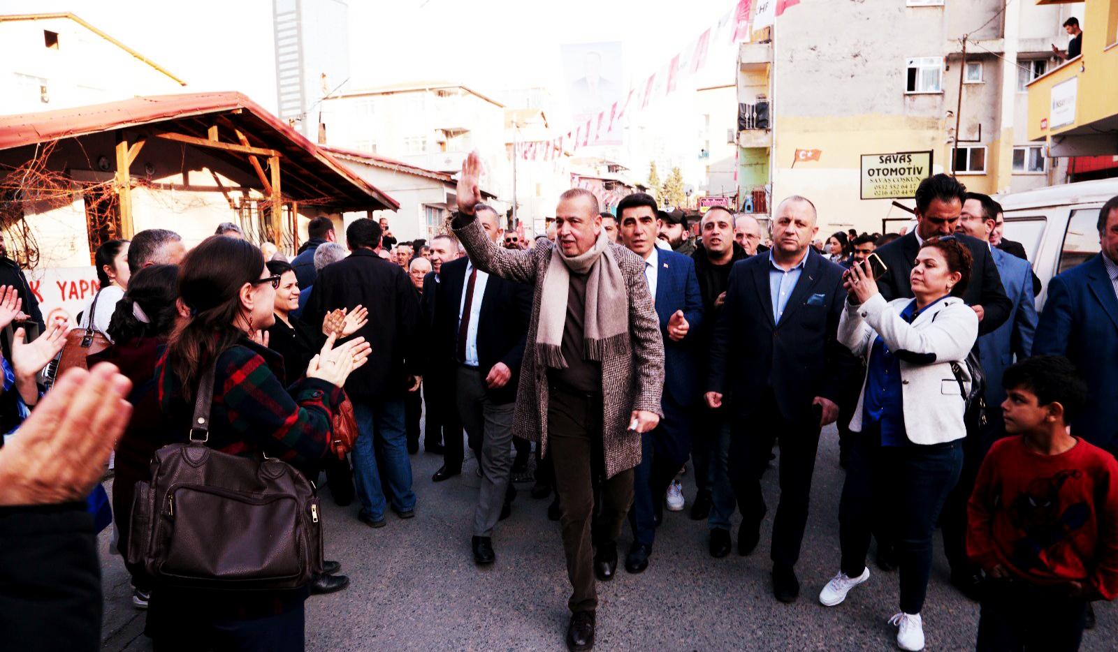 Ataşehir'de kulisler hareketli: İlgezdi'den otokontrol!