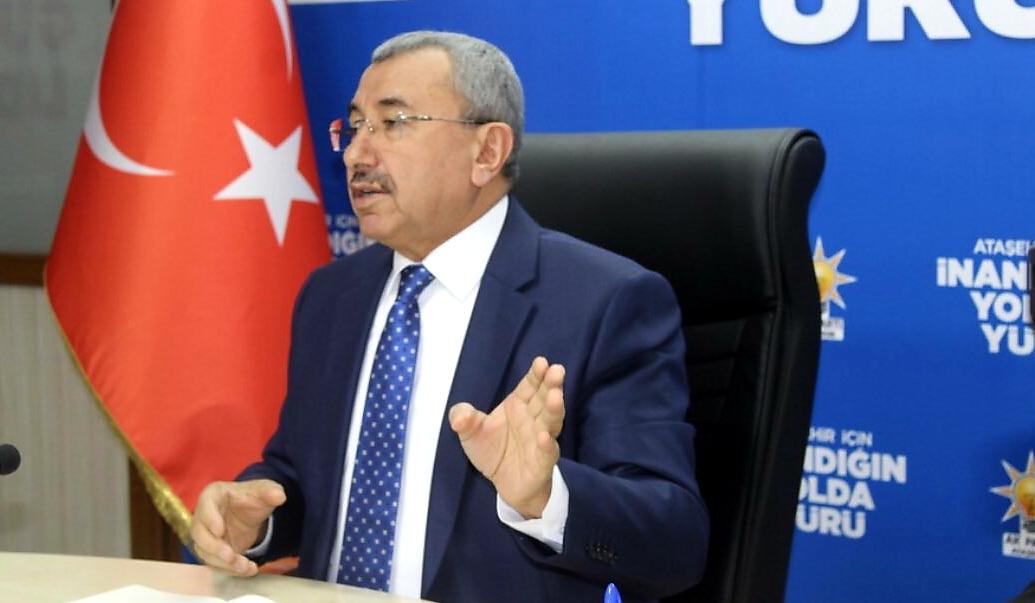 """""""Ataşehir 4 tane gökdelenden ibaret değil"""""""