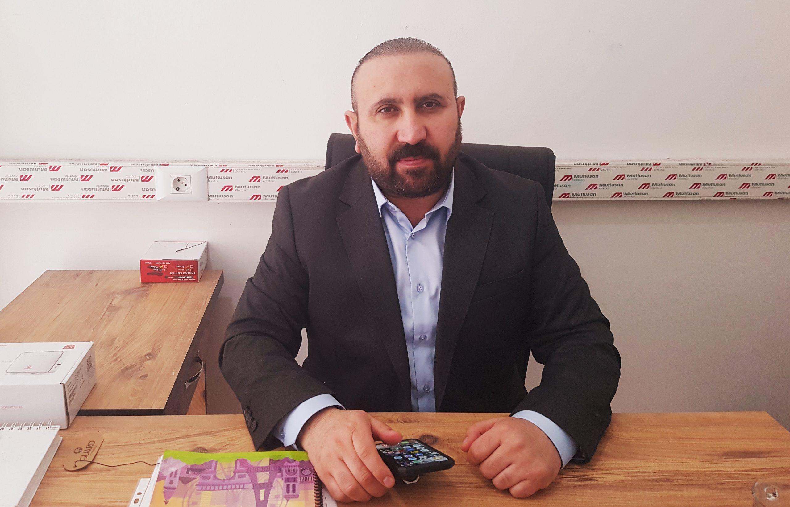 Tekstilden inşaat sektörüne Yusuf Yıldırım!