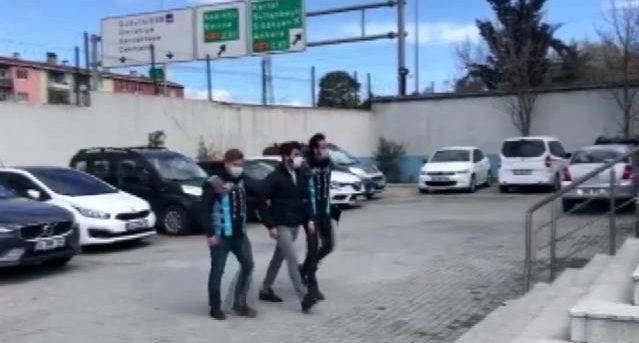Ataşehir'de drift atmanın bedeli pahalıya patladı