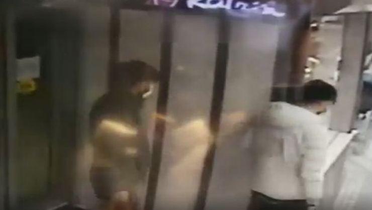 Ataşehir'de hırsızlık yaptılar Beyoğlu'nda yakalandılar