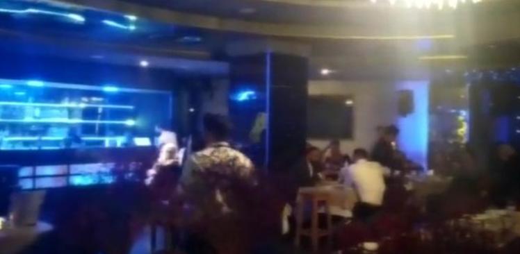 Ataşehir'de otel baskını: 90 bin TL ceza!