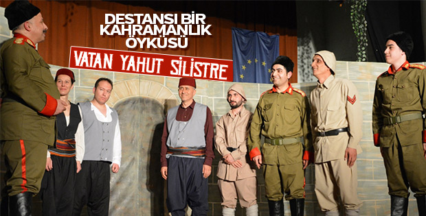 Radyo Ataşehir'de 'Vatan Yahut Silistre'