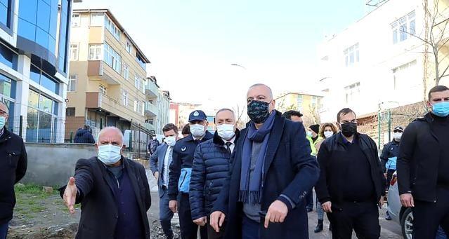 Ataşehir'de kaçak yapılaşmaya geçit yok!