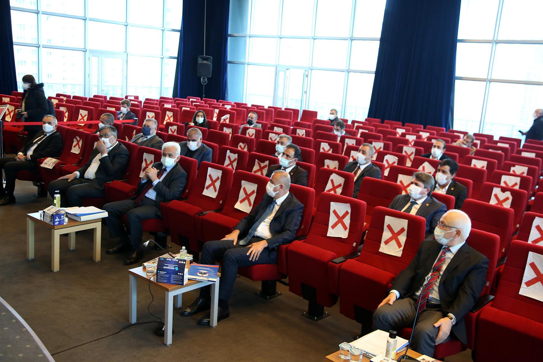 Ataşehir'de yeni Meclis Başkanvekili Kudret Arslan!