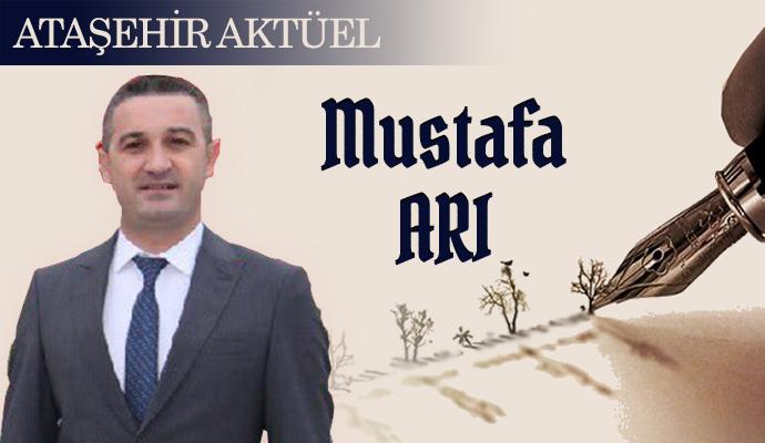 Mustafa Arı – Yazılarımla buradayım