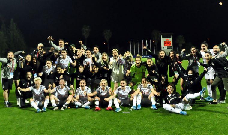 Ataşehir uzatmada Beşiktaş'a elendi