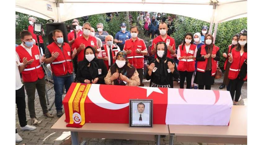 Kızılay şehidinin adı Ataşehir'de yaşayacak