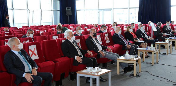 Ataşehir Belediyesi 480 Milyon TL bütçe harcamış