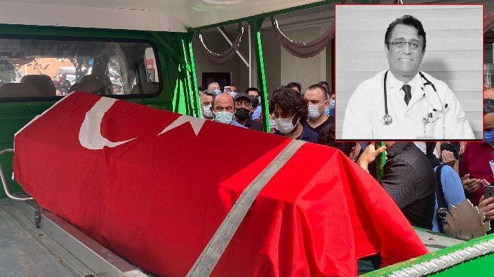 Dr. Osman Arıkan Ataşehir'de defnedildi