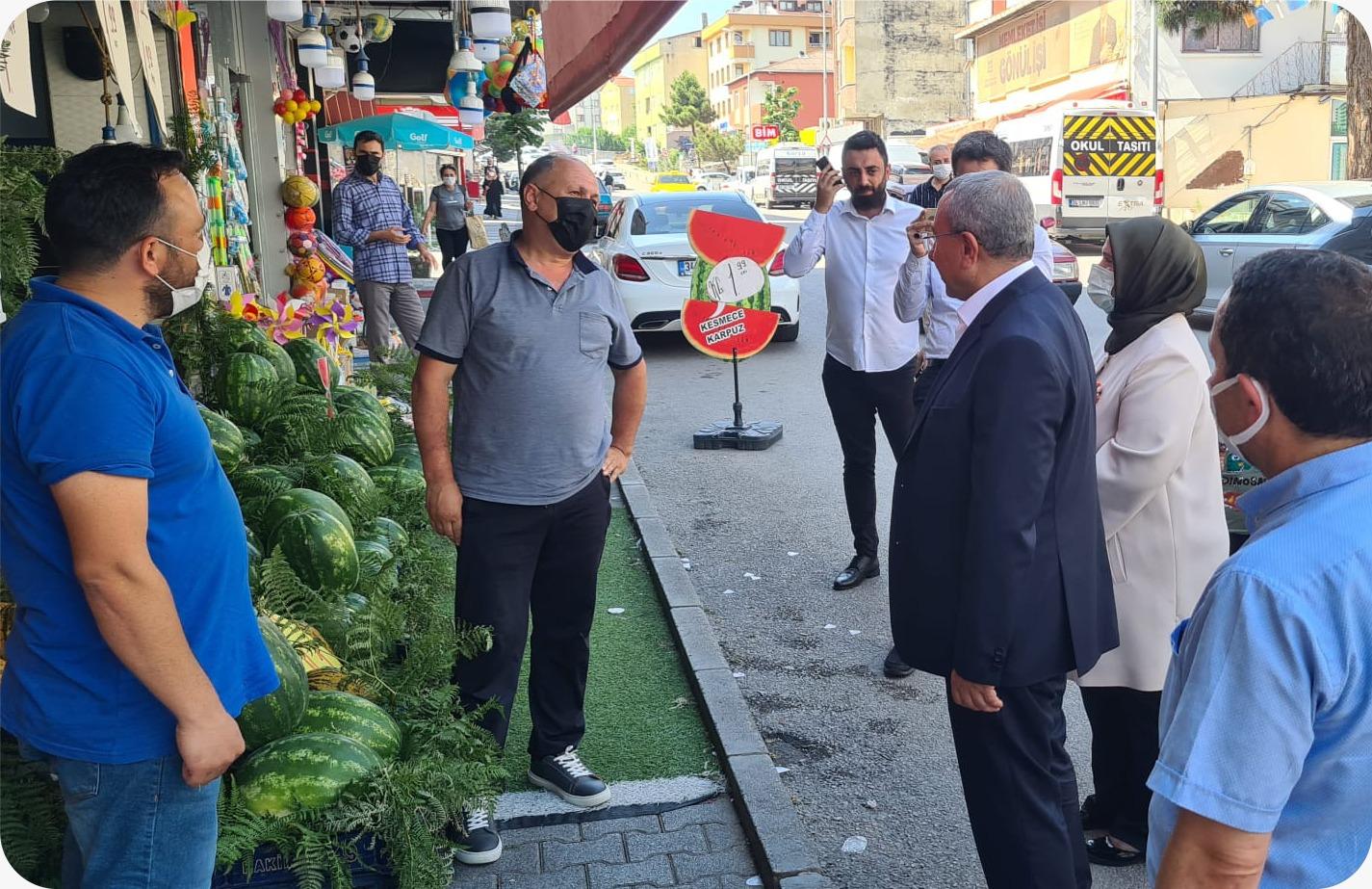 Başkan İsmail Erdem ve ekibi çıtaları zorluyor
