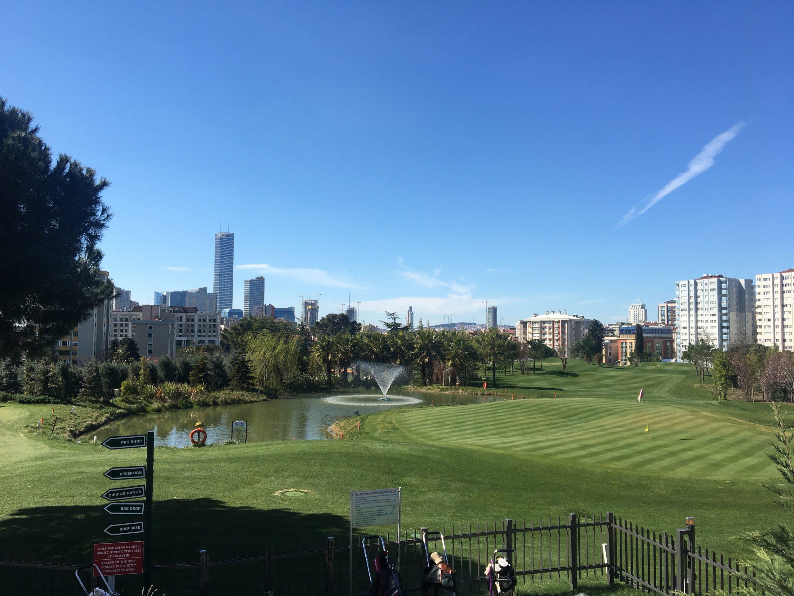 Ataşehir Golf Kulübü dostluk turnuvası yapacak