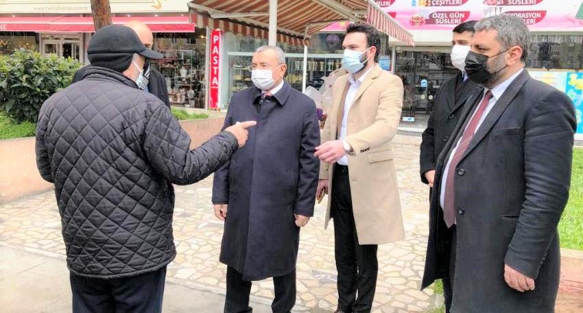 İsmail Erdem Ataşehir'de ne yapmaya çalışıyor?