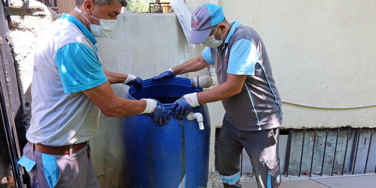 Ataşehir ve İstanbul Büyükşehir Belediyelerinden sivrisineklere karşı ortak mücadele