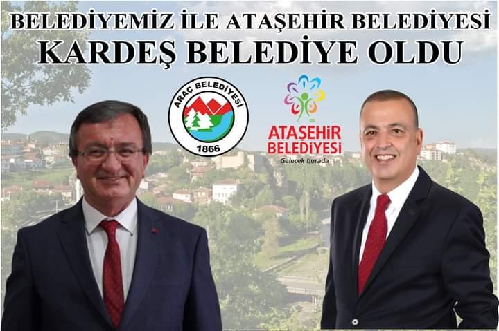 Ataşehir'den Kastamonu'ya kardeşlik eli