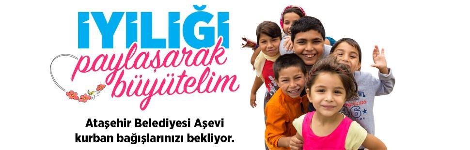 Ataşehir Belediyesi yılda 720 bin kişiye sıcak yemek veriyor