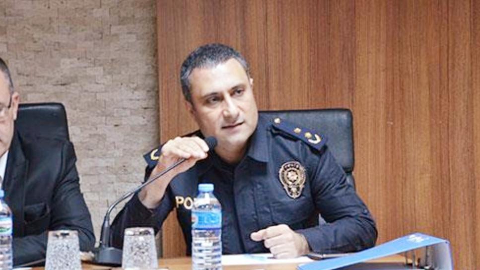 Ataşehir İlçe Emniyet Müdürü Mesut Aslan'dan büyük başarı