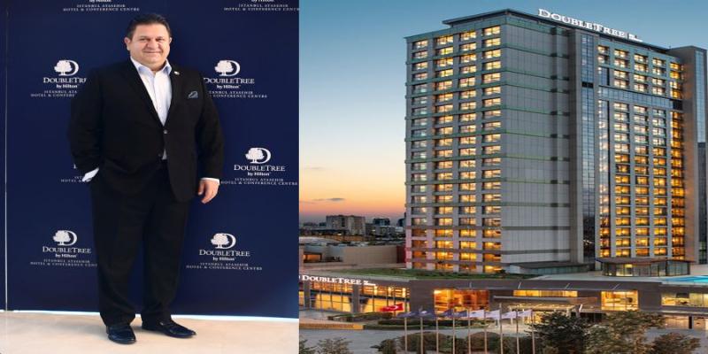 DoubleTree by Hilton Ataşehir'de otel açıyor
