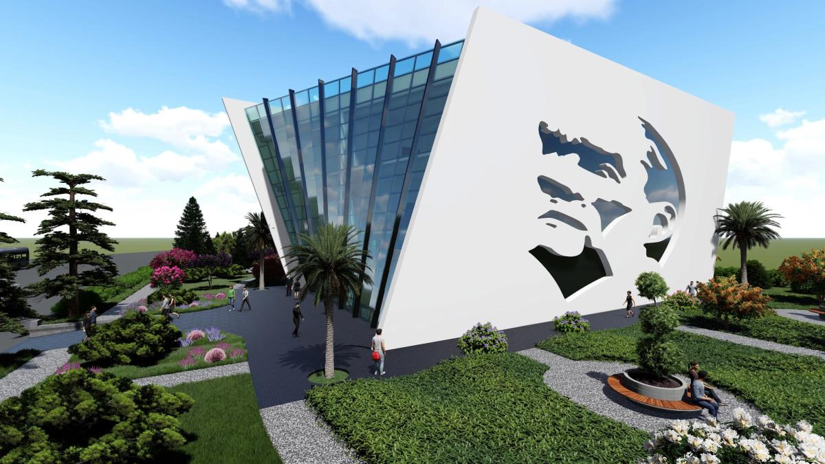 Ataşehir'e çok özel bir kütüphane yapılıyor!